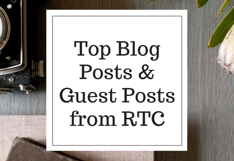 Top Blog Posts and Guest Posts from RTC