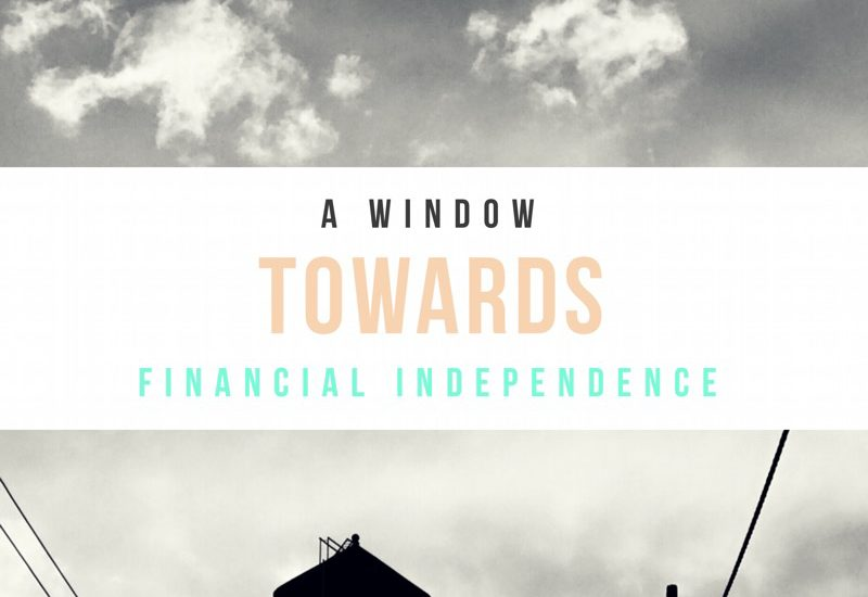 towards financial independence
