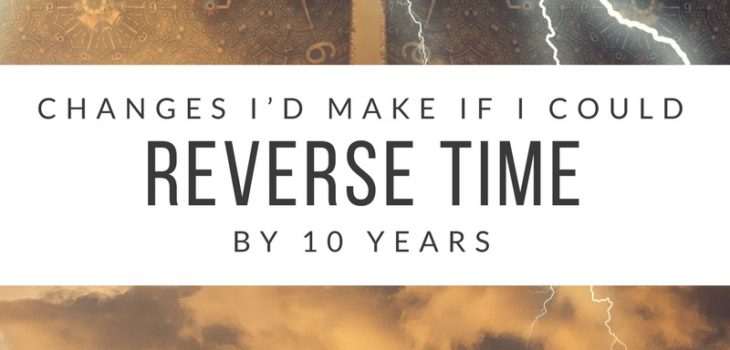 reverse time