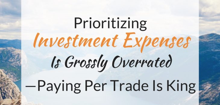 investment expenses